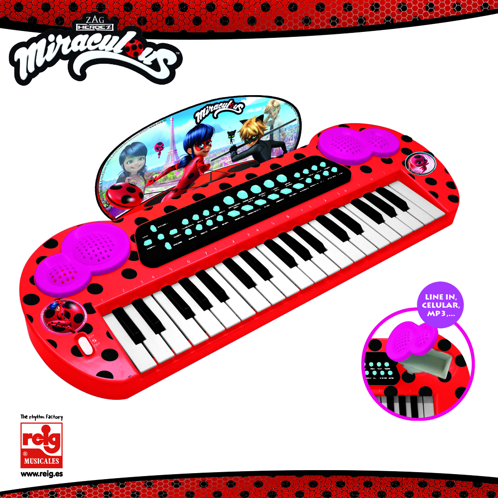 2679  KEYBOARD CON CONEX Y SALIDA AUDIO MP3