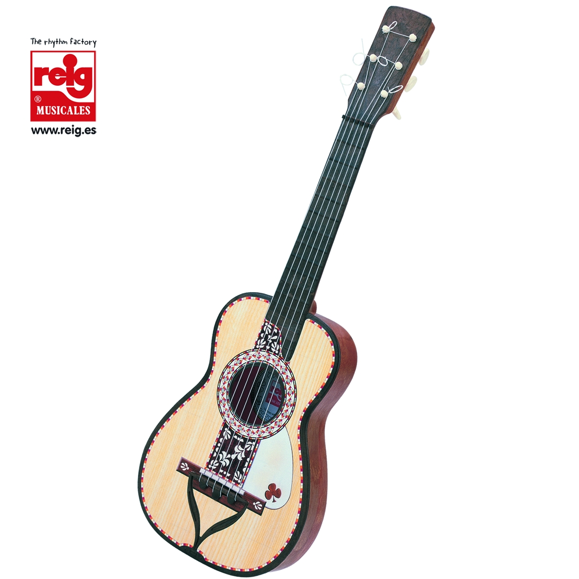 287  SPANISH SHAPE GUITAR