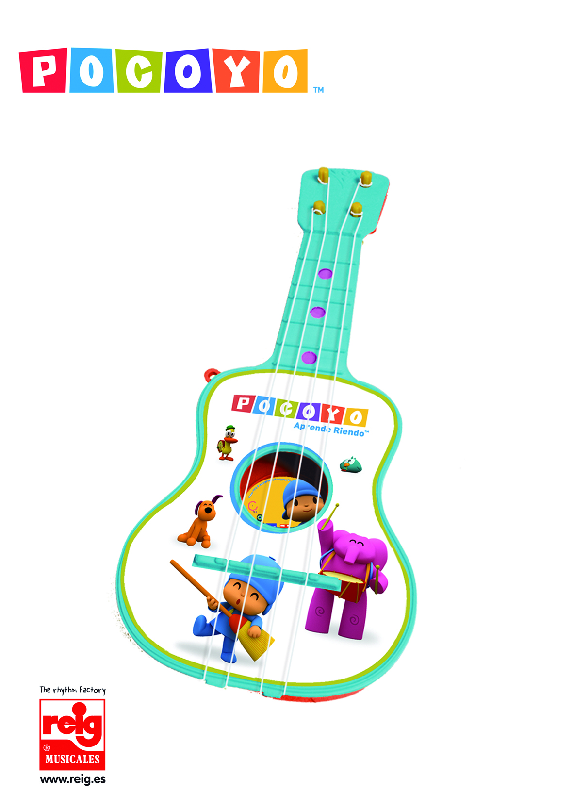 319  4 STRINGS GUITAR