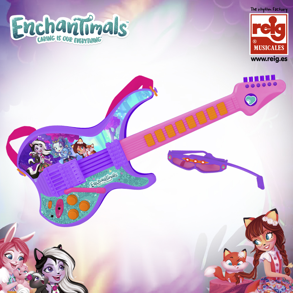 4453  GUITARRA ELECTRICA C/CONEX MP3.