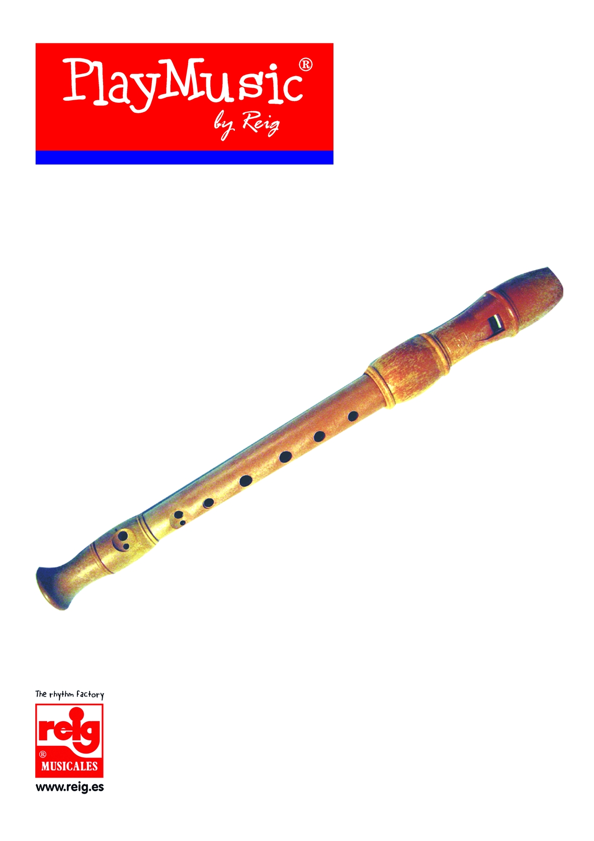 7080  FLUTE WITH BLISTER