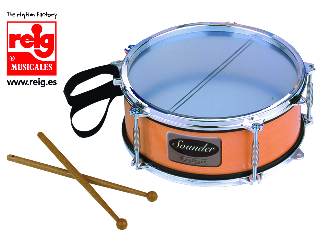 "731  ""SOUNDER""SNARE DRUM LITHOBOX"