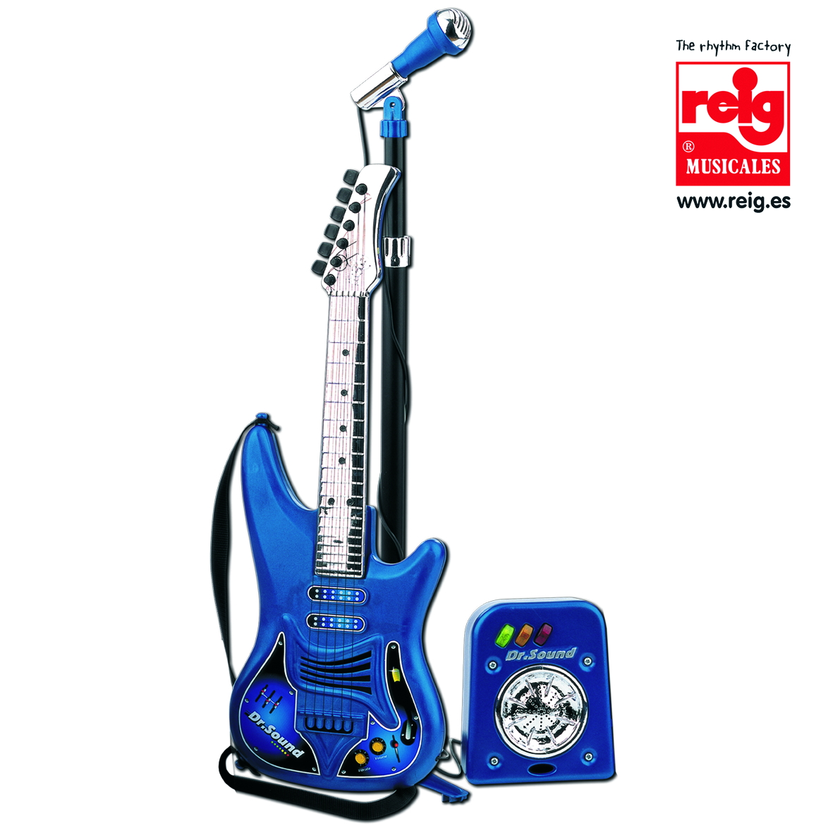 843  SET GUITARRA MICRO Y BAFLE