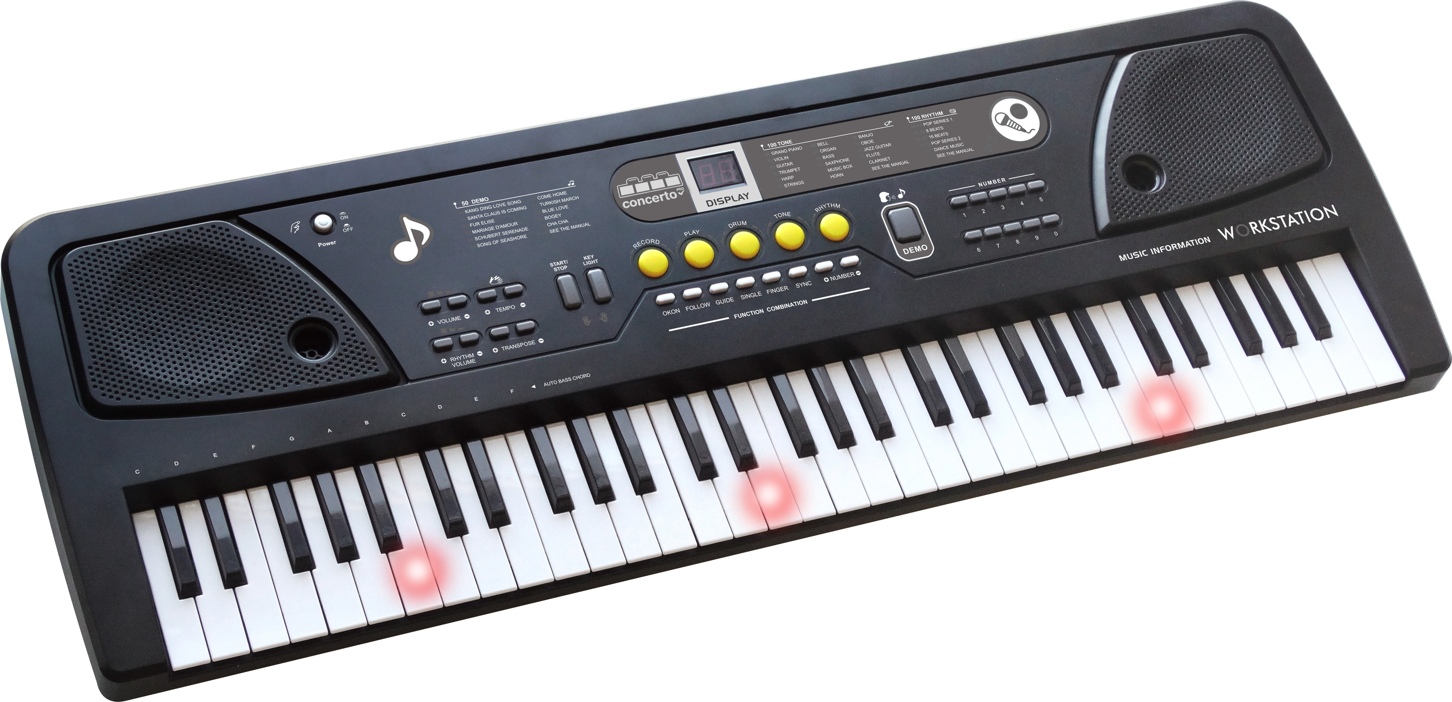 8925  ORGUE ÉLECTRONIQUE